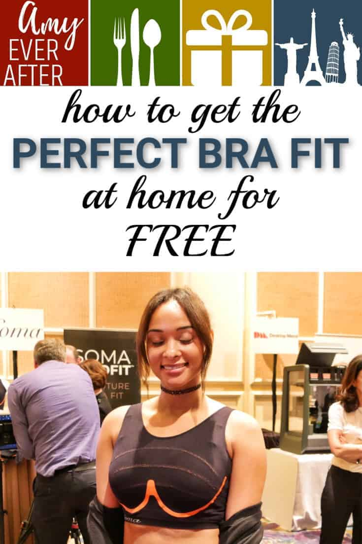With so many women wearing the wrong size bra, I'm glad somebody finally found a high-tech solution to bra fitting problems! Whether your fit problems are from weight loss/gain, or just not knowing how to measure, this bra claims to find your bra size automatically! #fashion #clothes