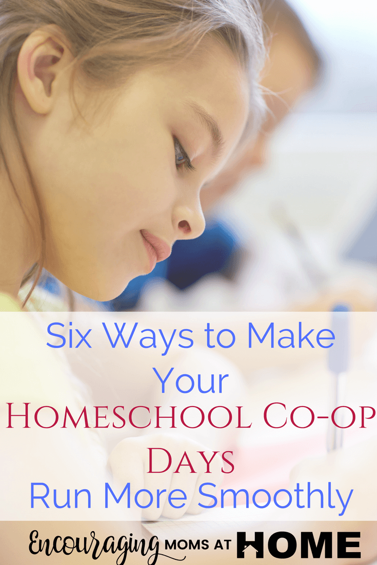 A homeschool co-op can be a wonderful thing but sometimes our idea of it and the actuality of the experience aren't exactly the same. Take a look at our FREE printable checklist that can help your co-op days run smootly.  It might just become your favorite day of the week.
