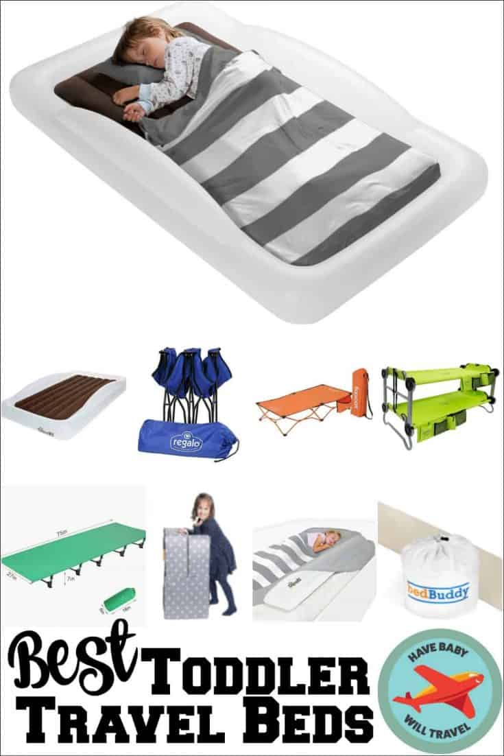 What Is the Best Portable Toddler Bed for Travel?