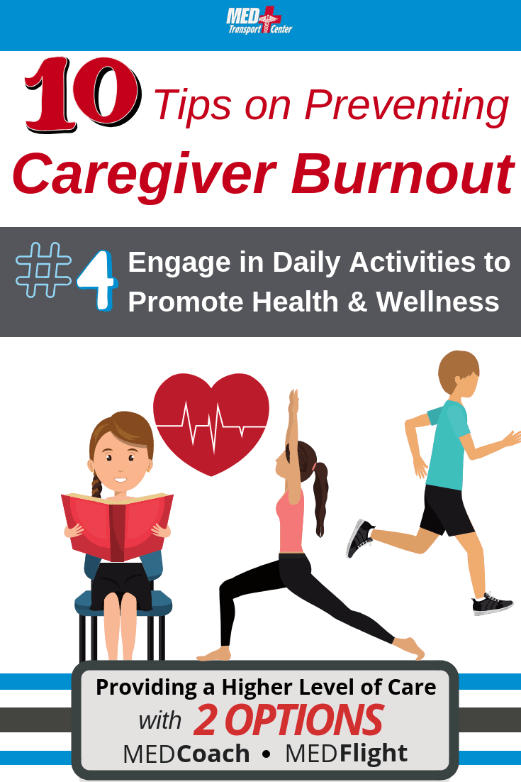 Engage in daily activities