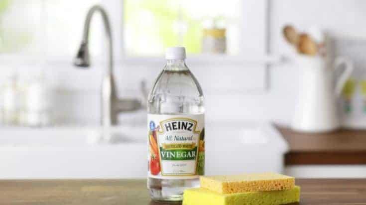 DIY Vinegar Fabric Softener