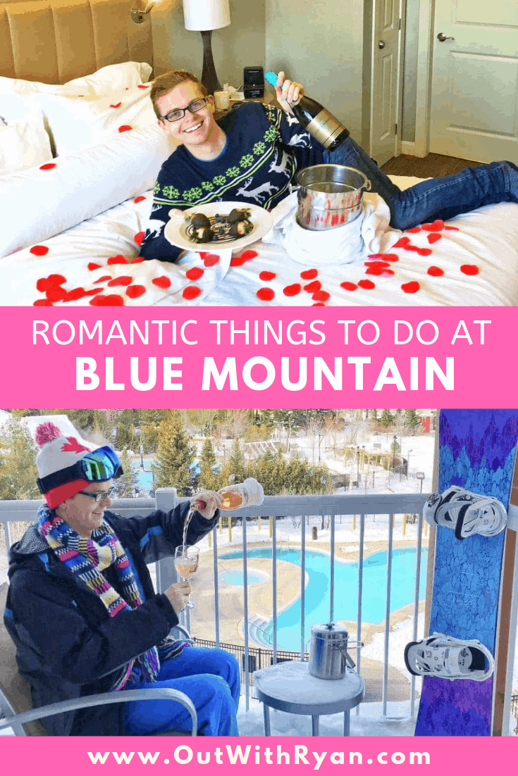 Blue Mountain romantic activities