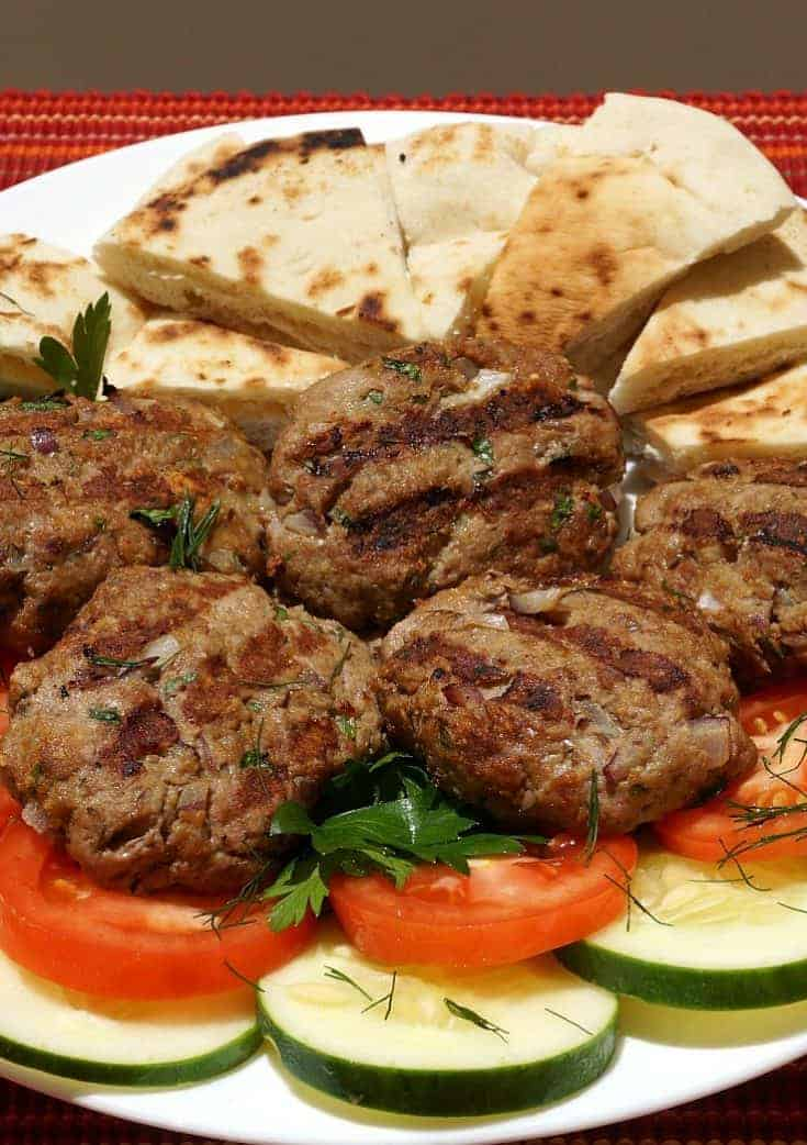 Turkish Meatballs - Köfte