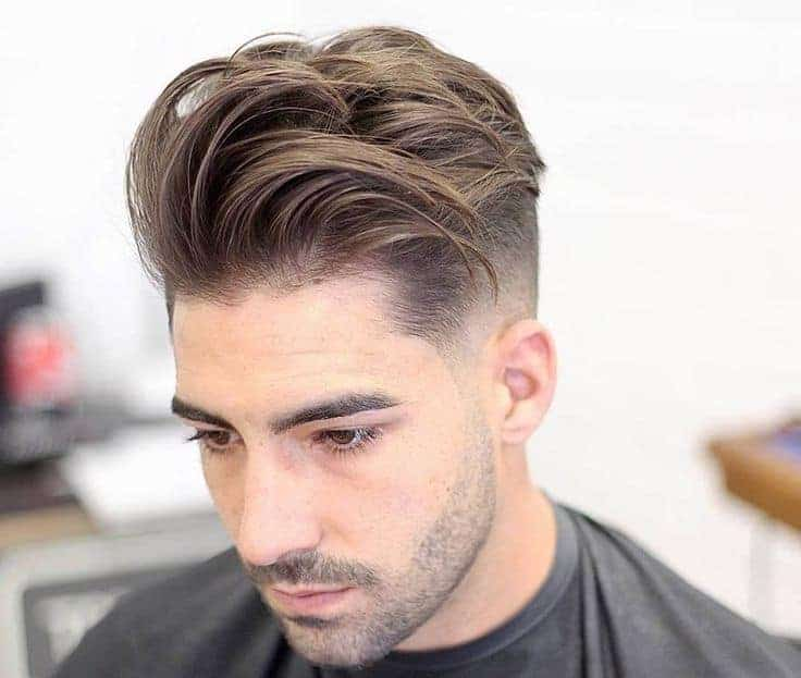 4 Easy Hairstyles For Men With Thick Hair 18 8 Men S Salon