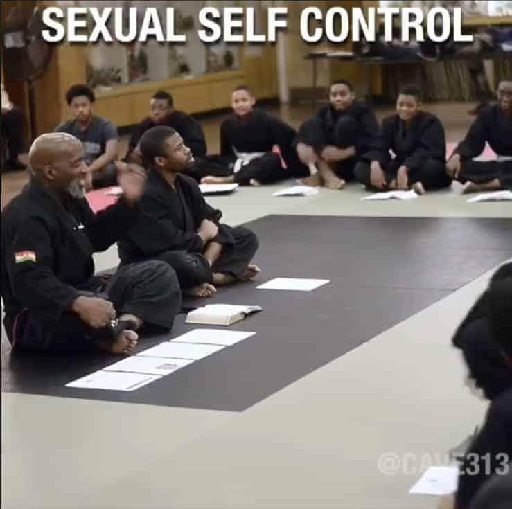 SEXUAL SELF CONTROL