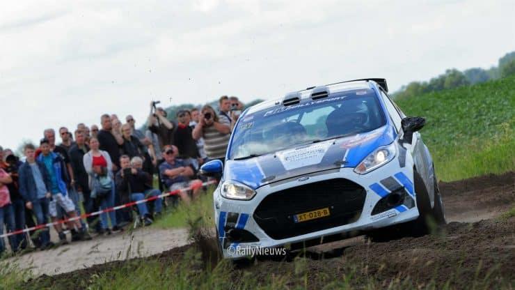 Jan Poortman & Martijn Ebben - Ford Fiesta R2 - Vechtdalrally 2019