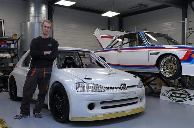 Bart Geerdink - Peugeot 106 MAXI