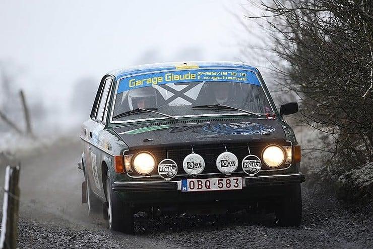 Glaude - Volvo - Legend Boucles 2016