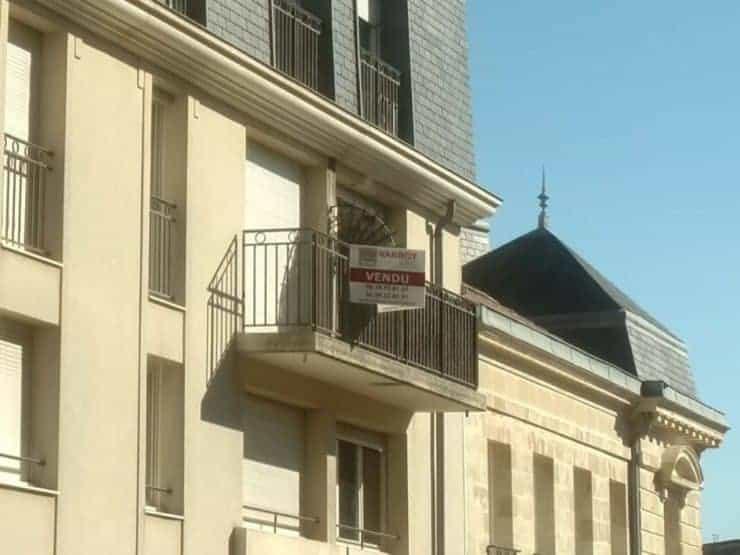 Bordeaux – Labottière / Appartement T2 de 49m²