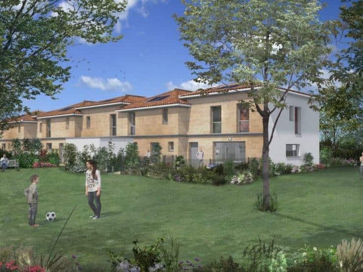Mérignac – St. Augustin / Villa T4 en R+1