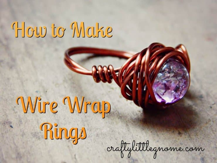 wire wrap ring 13