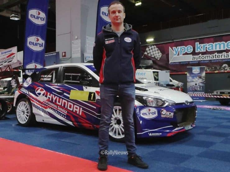Bob de Jong - Hyundai i20 R5 - Racing EXPO 2020