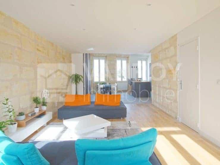 Bordeaux – Barrière du Médoc / Appartement esprit Loft en Duplex