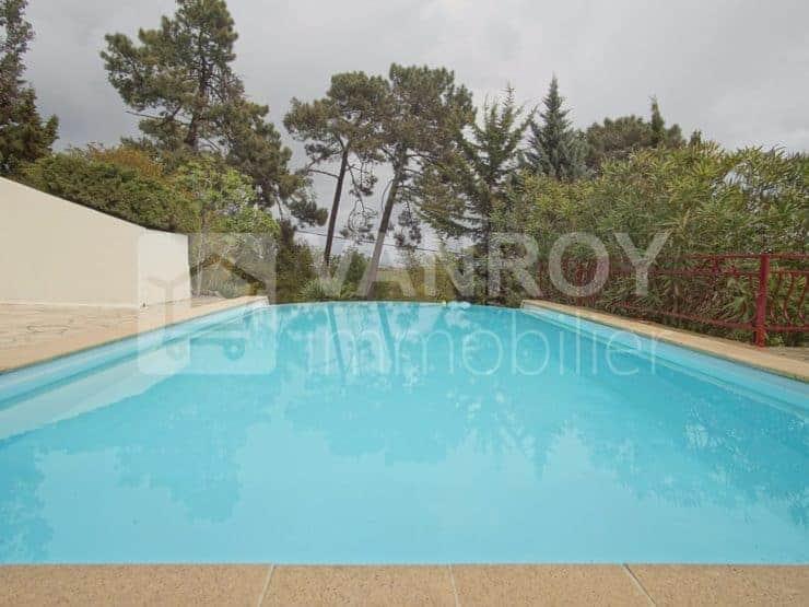 Pyla-sur-Mer / Grande villa avec piscine et vue dégagée