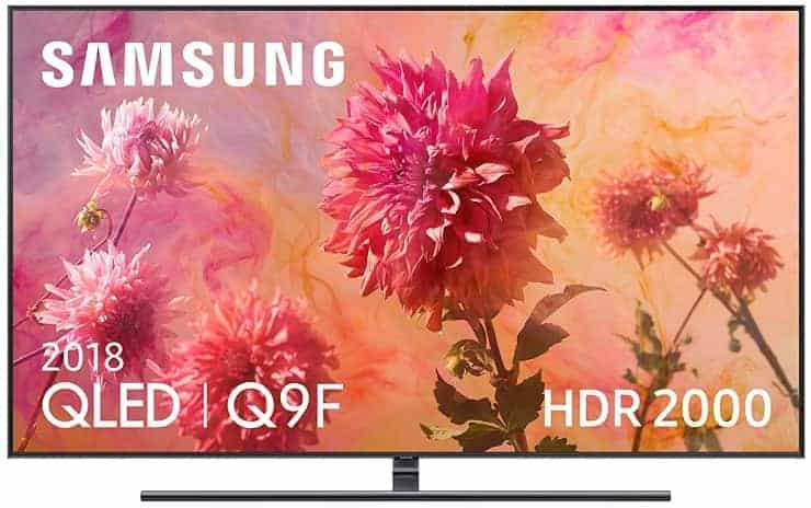 Samsung QLED Q9FN HDR 2000 Full Array