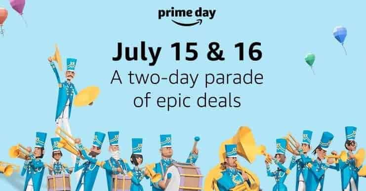 Amazon Prime Day Box