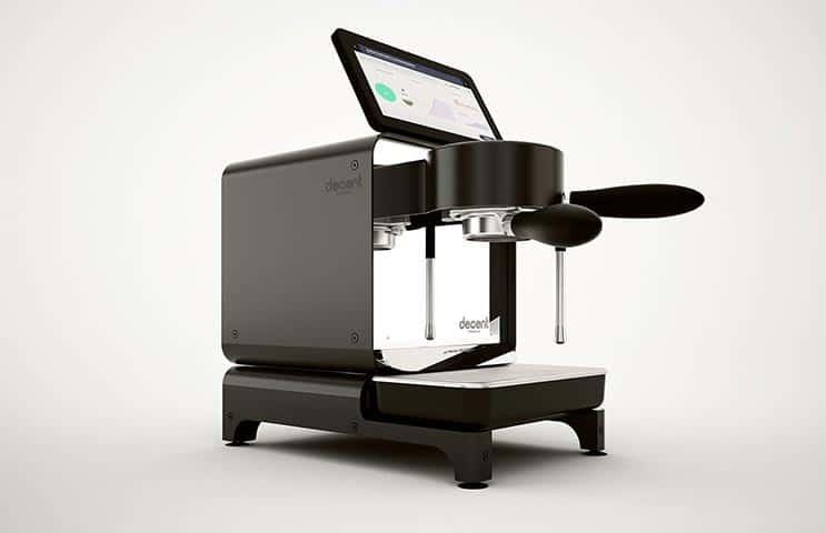 Decent DE1 Pro pressure profiling espresso machine