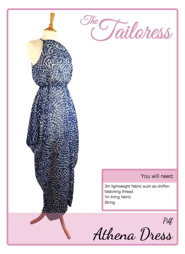 The Tailoress PDF Sewing Patterns - Tutorials