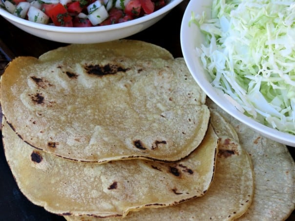 Tortillas Sonoran Spice