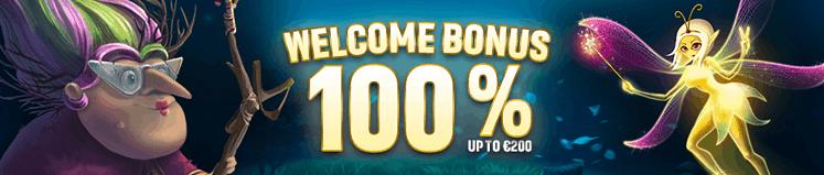 Rembrandt 100% welcome bonus
