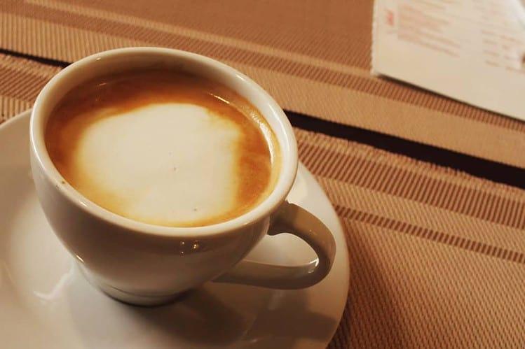 Homemade Cafe con Leche