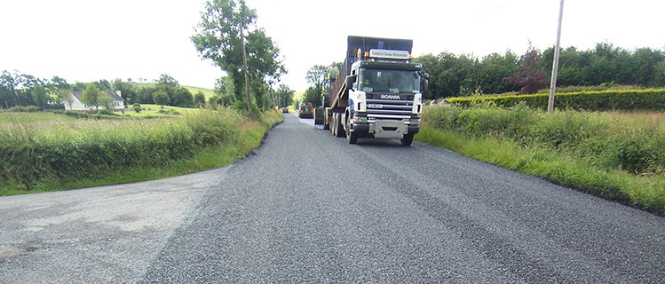 Roads Surface Dressing