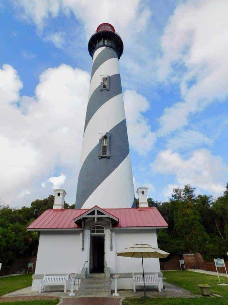 One of florida's oldest lighthouses.