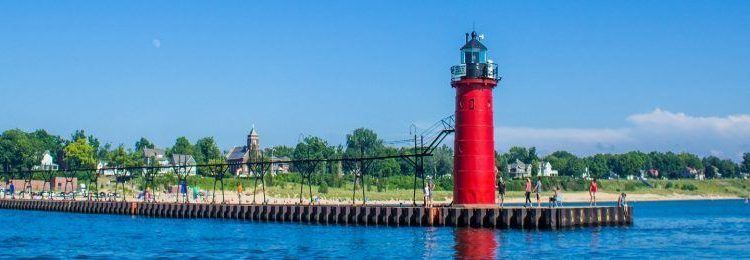 South haven is great for a kalamazoo staycation