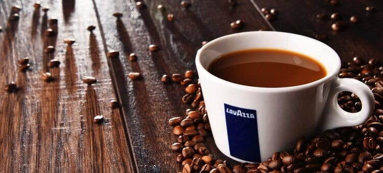 How good does Lavazza coffee taste?