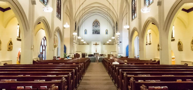 Saturday 5PM Mass First Communion