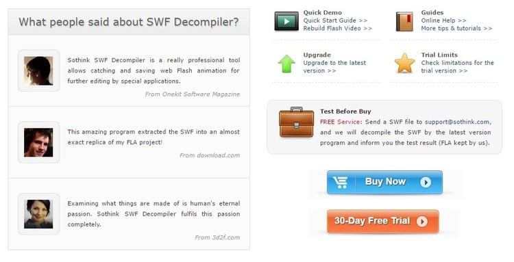 Sothink SWF Decompiler – Review and Installation guide - Blogging Dock