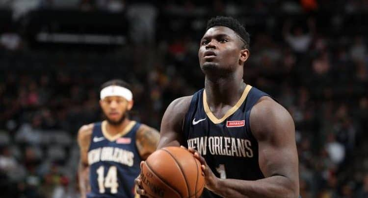 Pelicans Announce Unexpected Zion Williamson Injury