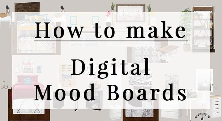how to make digital mood boards