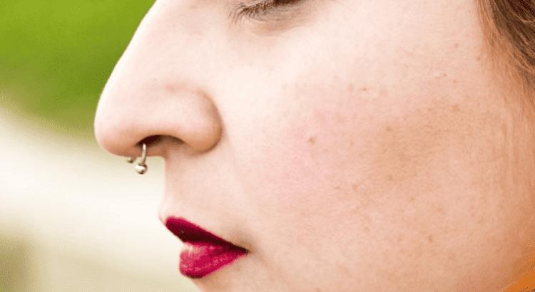 Das Septum Piercing