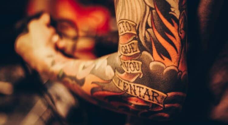Tattoo für jedes Alter