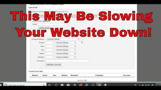 WP-Cron.php Can Slow Your Website Down 2019