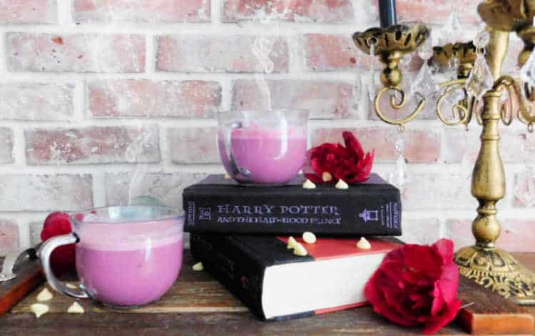 harry potter love potion recipe on harry potter book