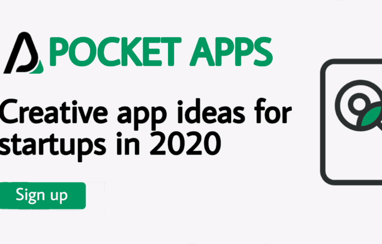 Creative app ideas for Start-ups in 2020
