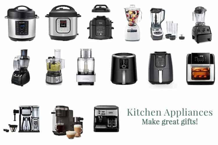 Gift Guide Kitchen Appliances
