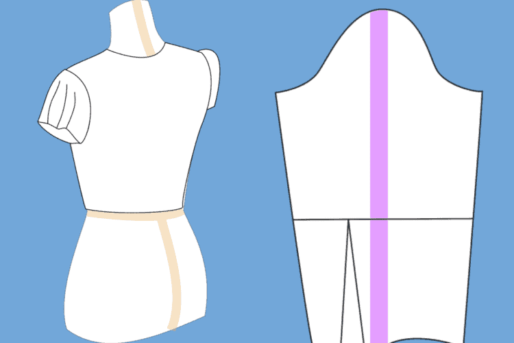 The Tailoress PDF Sewing Patterns - Altering Arms on a Pattern