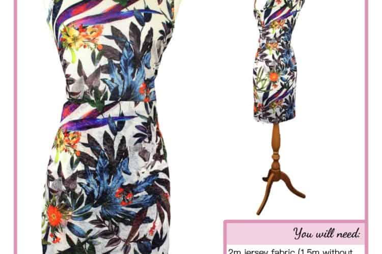 The Tailoress PDF Sewing Patterns - Agatha Dress Tutorial