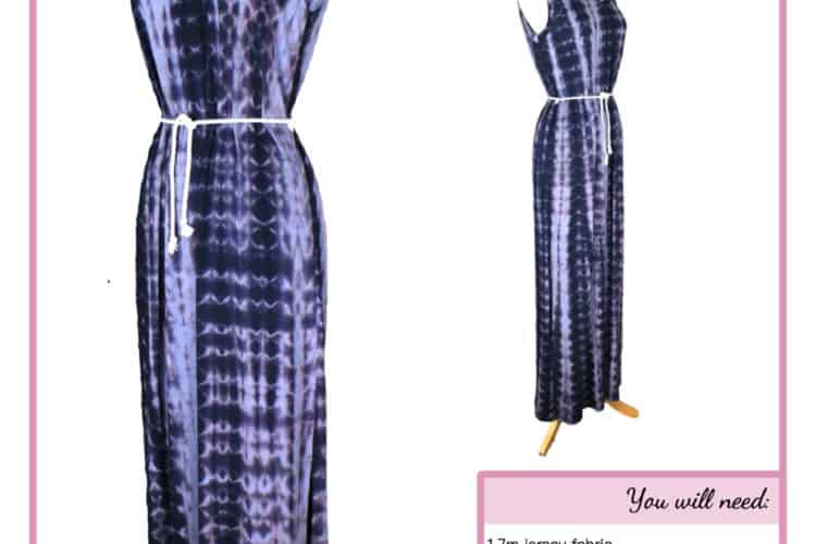 The Tailoress PDF Sewing Patterns - Freya Dress Tutorial