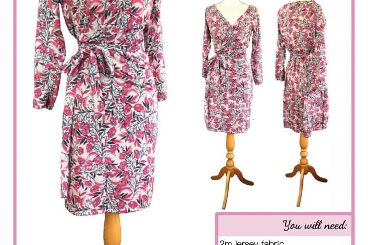 The Tailoress PDF Sewing Patterns - Renata Dress Tutorial
