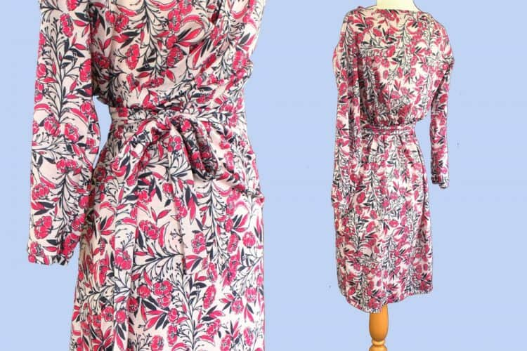 The Tailoress PDF Sewing Patterns - New Wrap Dress Pattern Coming Soon