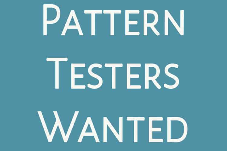 The Tailoress PDF Sewing Patterns - Call for Pattern Testers