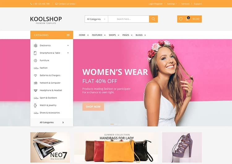 40 Best Multi-Purpose WordPress Themes 2017