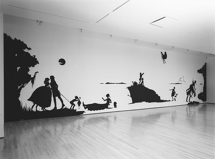 Kara Walker, Gone: An Historical Romance of a Civil War.