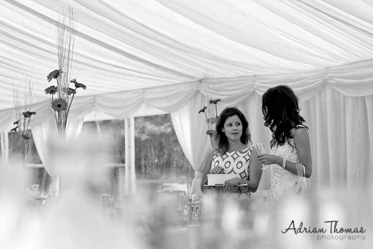 Top wedding planner catch up