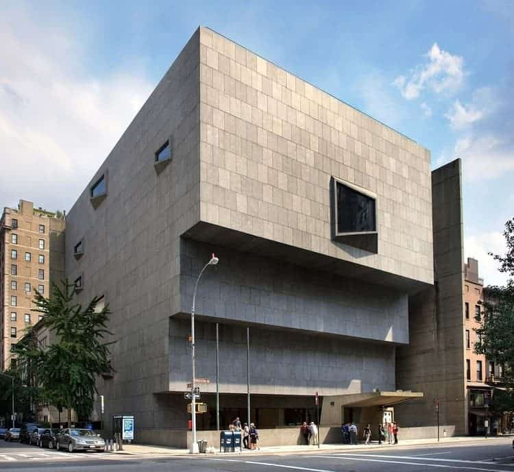 The MET Breuer (formerly the Whitney Museum of American Art)