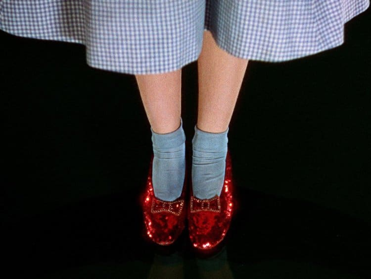 Dorothy's $6 million ruby slippers from 'The Wizard of Oz' are the most expensive piece of pop culture ever — but 12 more collectibles came close